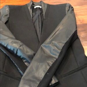 New without tag's helmet Lang blazer size 4